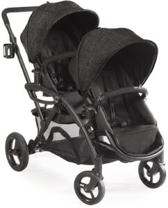 Best Double Stroller for Infant and Toddler