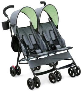Best Double Stroller for Travel