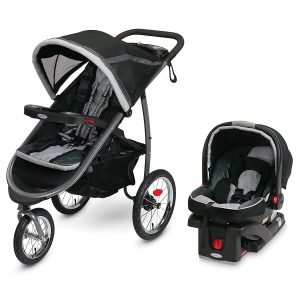 Graco FastAction Fold Jogger Travel System | Graco Double Stroller